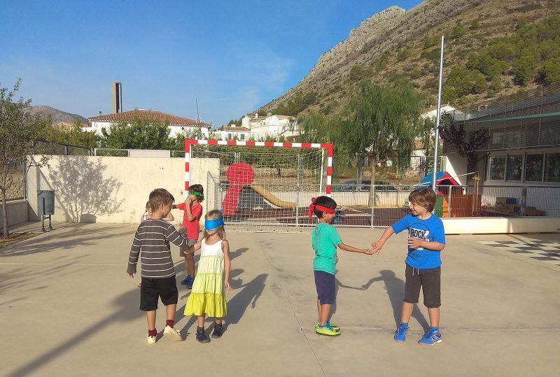 CEIP Castell de Pop
